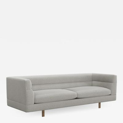 Interlude Home Ornette Sofa Grey
