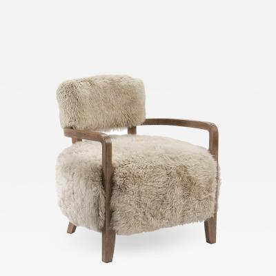 Interlude Home Royce Lounge Chair