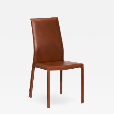 Interlude Home Vera Dining Chair Cognac