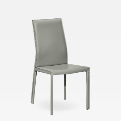 Interlude Home Vera Dining Chair Grey