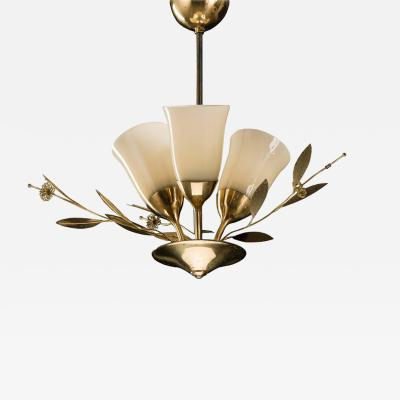 Itsu Chandelier in Paavo Tynell Style by Itsu