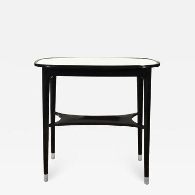 J J Kohn TEA TABLE BY JACOB AND JOSEF KOHN