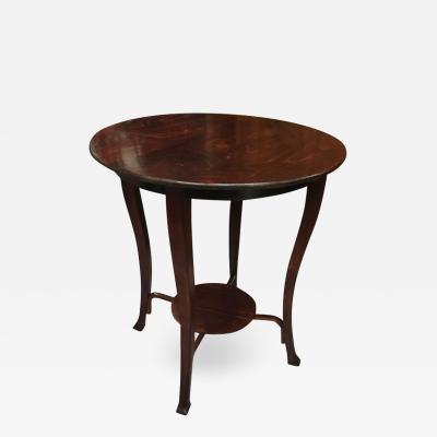 J J Kohn VIENNESE ART NOUVEAU TABLE J J KOHN