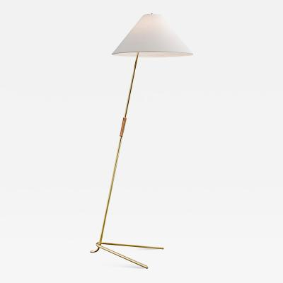 J T Kalmar Kalmar Lighting Hase Floor Lamp by J T Kalmar