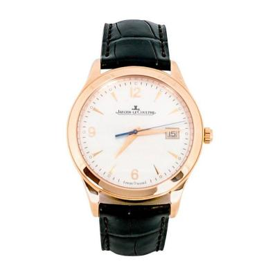 Jaeger LeCoultre Jaeger LeCoultre Rose Gold Master Control Automatic Wristwatch