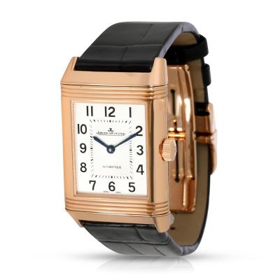 Jaeger LeCoultre Jaeger Lecoultre Reverso Duetto Q2572420 Womens Watch in 18kt Rose Gold