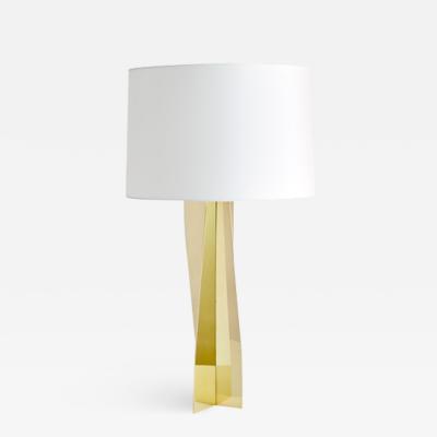 James Devlin Studio Origami Lamp