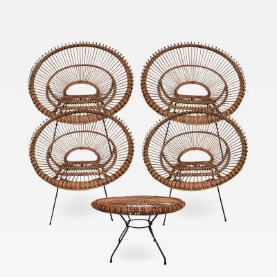 Janine Abraham Dirk Jan Rol Four armchairs and a coffee table Janine Abraham Dirk Jan Roll