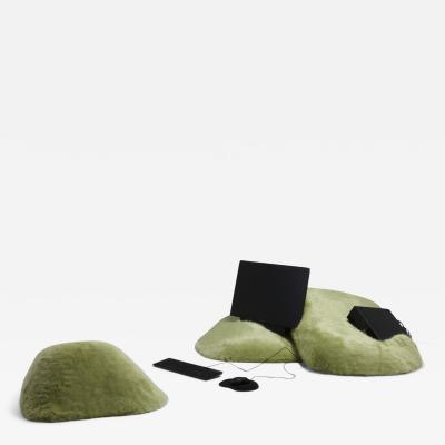 Janne Schimmel Moreno Schweikle Pillow Computer by Schimmel Schweikle for alfa brussels 2019
