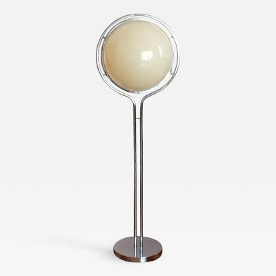 Jean Pierre Garrault Henri Delord Floor lamp by Garrault Delord Chabri res edition 1971