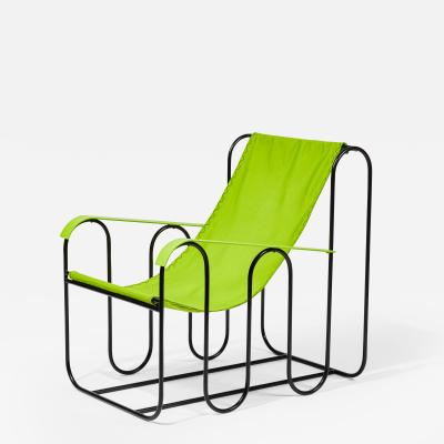 Jean Roy re Re Edition ONDULATION armchair by Jean Roy re