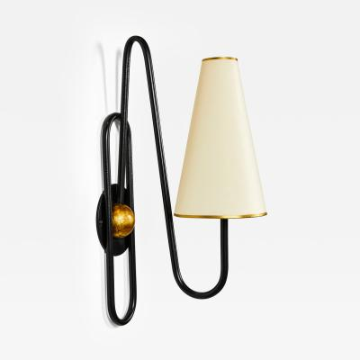 Jean Roy re Re Edition POINTE MESSERY wall sconce by Jean Roy re