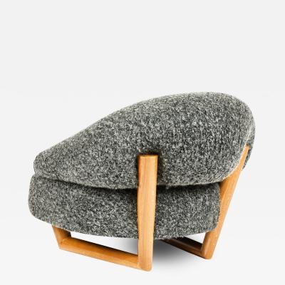 Jean Roy re Re Edition SCULPTURE low armchair