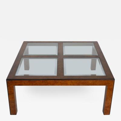John Widdicomb Co John Widdicomb Coffee Table