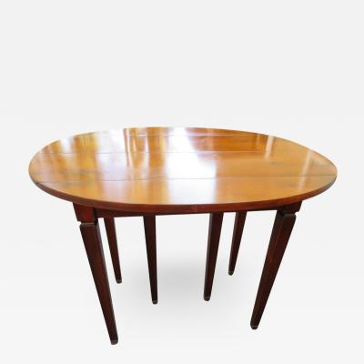 John Widdicomb Co Widdicomb Furniture Co Wonderful Widdicomb Petite Drop Leaf Dining Table 4 Leaves Mid Century Modern