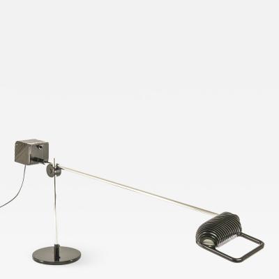 Jonathan De Pas Donato D Urbino Paolo Lomazzi Maniglia table lamp by De Pas DUrbino and Lomazzi for Stilnovo 1970s