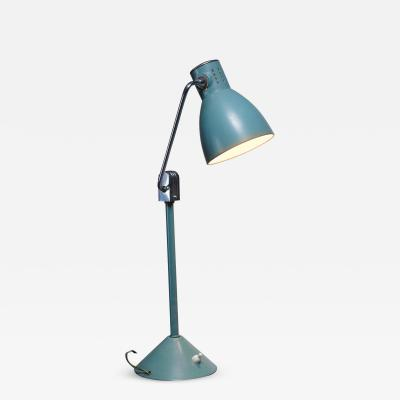 Jumo Green Jumo table lamp France 1940s