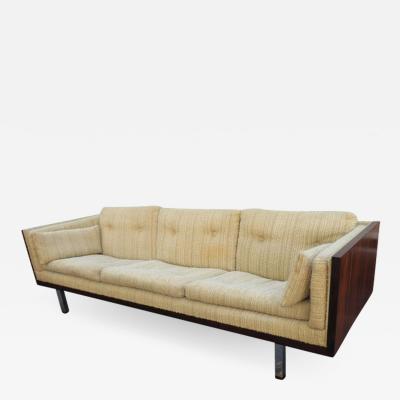 Jydsk Mobelvaerk Magnificent Brazilian Rosewood Jydsk Mobelvaerk Case Sofa Danish modern