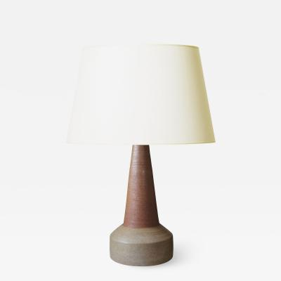 K hler Architectural Table Lamp by Kahler Keramik