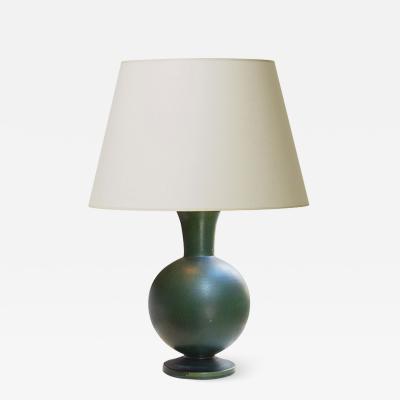 K hler Baluster form table lamp by K hler
