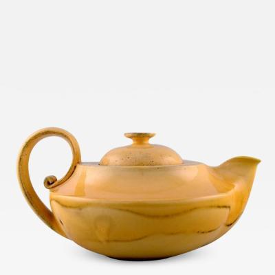 K hler K hler Denmark Glazed ceramic teapot