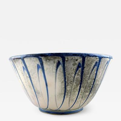 K hler K hler Denmark large glazed stoneware bowl