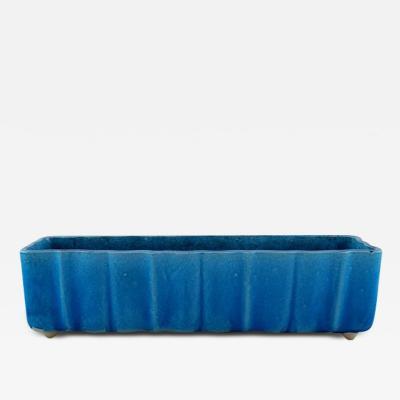 K hler Nils K hler Glazed flower basin jardiniere in beautiful turquoise glaze