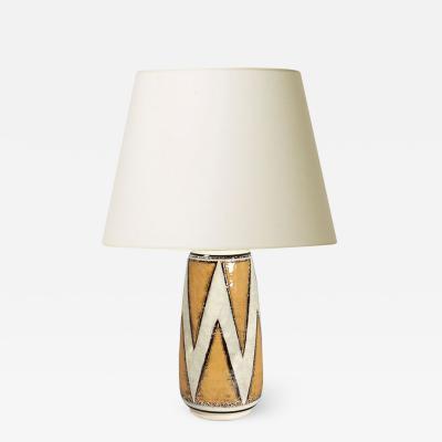 K hler Table lamp by Gete Pedersen for K hler