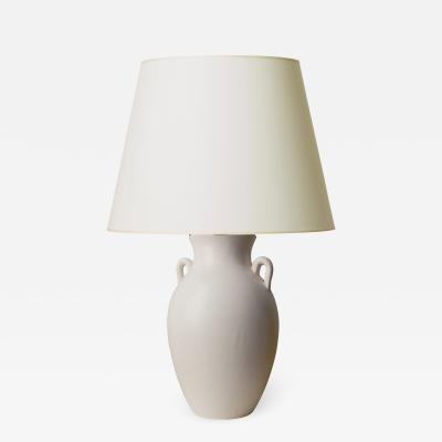 K ramos Amphora Form Table Lamp by Keramos