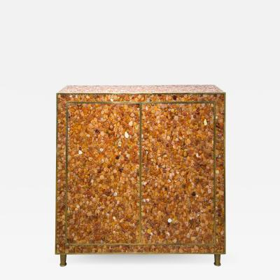 KAM TIN Low cabinet in Agate by KAM TIN