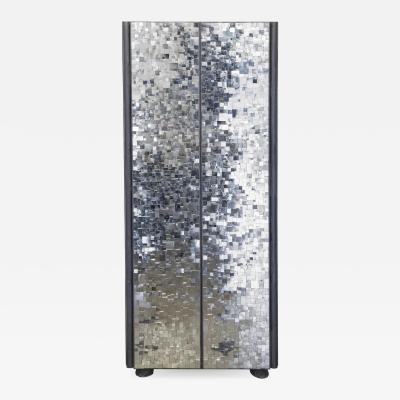 KAM TIN Tall Pyrite cabinet by KAM TIN