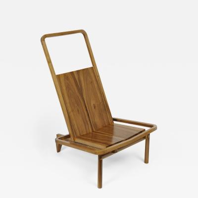 Kaaron Studio Sculpted Armchair Signed by Kaaron