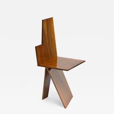 Kaaron Studio Sculpted Chair Signed by Kaaron
