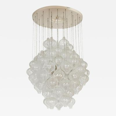 Kalmar Suspended Glass Knob Chandelier