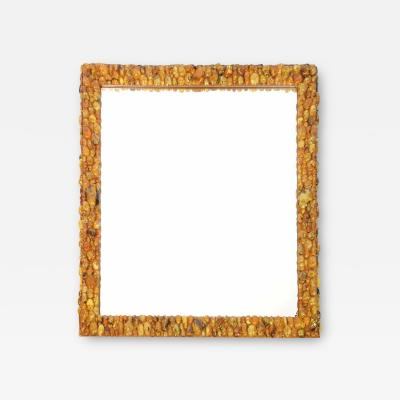 Kam Tin Amber mirror