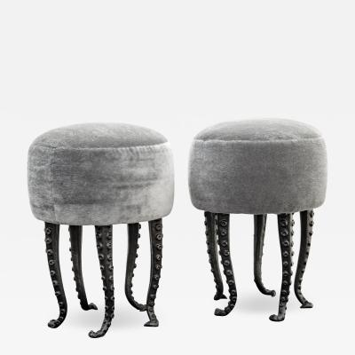 Kam Tin Octopus stool