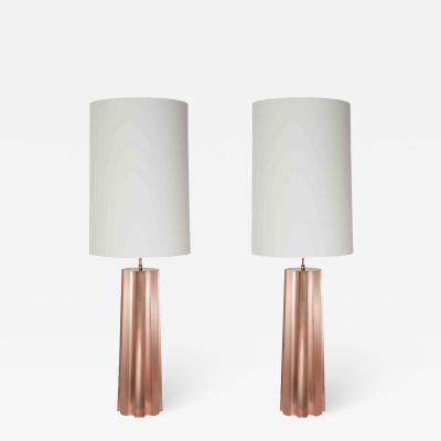 Kam Tin Pair of cloud lamps