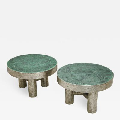 Kam Tin Pair of coffee tables