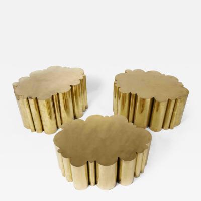 Kam Tin Set of three cloud tables