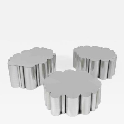 Kam Tin Set of three cloud tables
