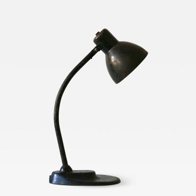 Kandem Bauhaus Table Lamp 967 by Marianne Brandt Hin Bredendieck for Kandem 1930s