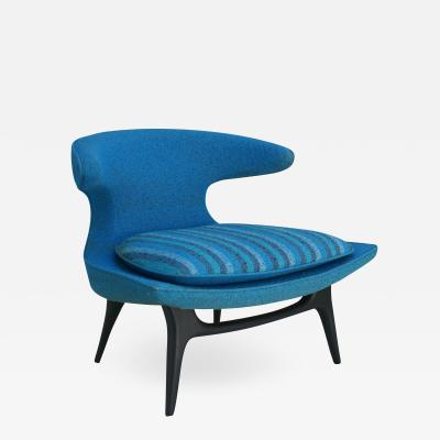 Karpen of California Karpen of California Horn Chair