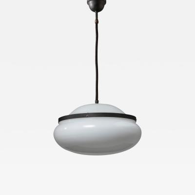 Kartell Large Pendant Lamp by G P and A Monti for Kartell