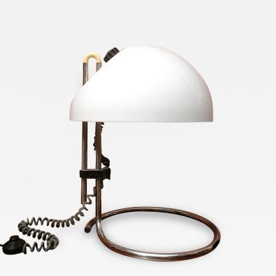 Kartell Table Lamp Model 4026 by Carlo Santi for Kartell 1960s