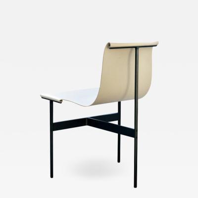 Katavolos Littel Kelly A Mid century designed chair doral cream leather