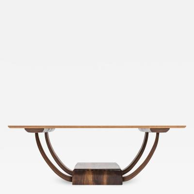 Keep Furniture Cantilevered Dining Table
