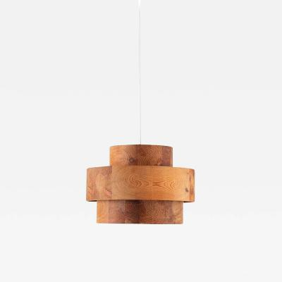 Kentson Produkter Scandinavian Pendant in Pine by Kentson