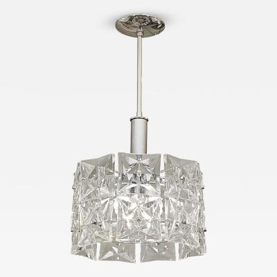 Kinkeldey Leuchten Kinkeldey Two Tier Drum Form Chandelier