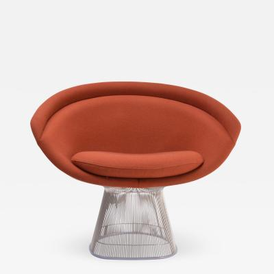 Knoll International Warren Platner Lounge Chair for Knoll International 1966