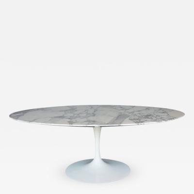 Knoll Marble Top Coffee Table